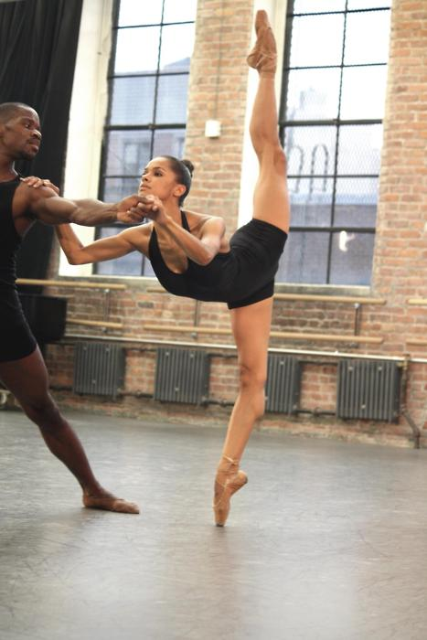 Misty Copeland: Bringing diversity to classical ballet ...