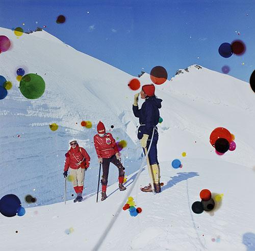 Large-Schoener-Goetterfunken-XV-To-virtue's-steep-hill-2011