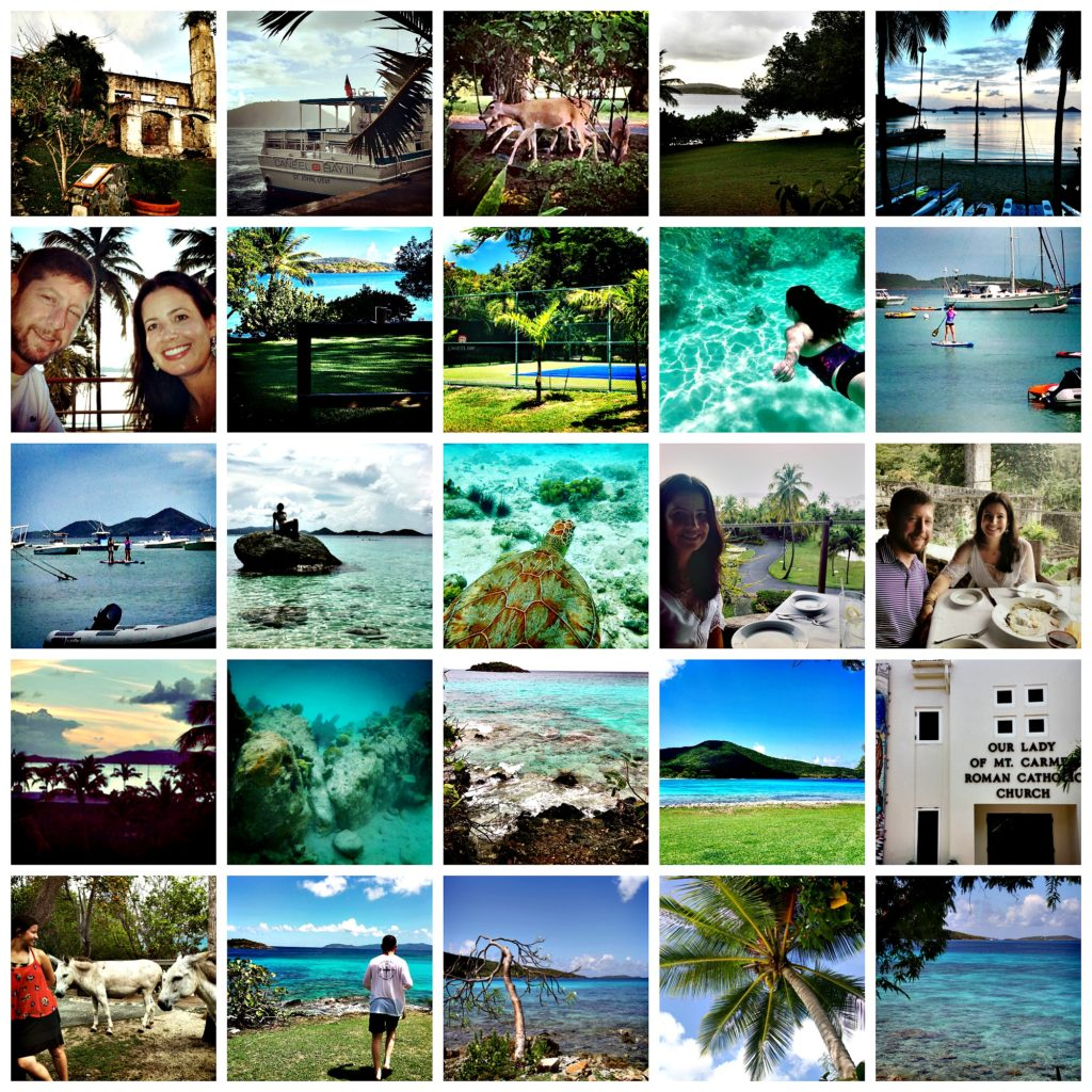 CaneelBay collage